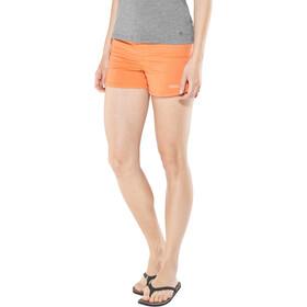 Nihil Oasis Pantaloncini Donna, orange flamingo